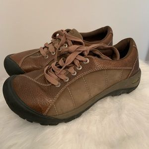 Keen Leather Shoes Women's Size 8